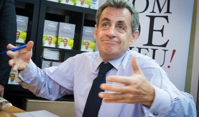 Apres Passions Nicolas Sarkozy Sort Un Nouveau Livre Arabnews Fr