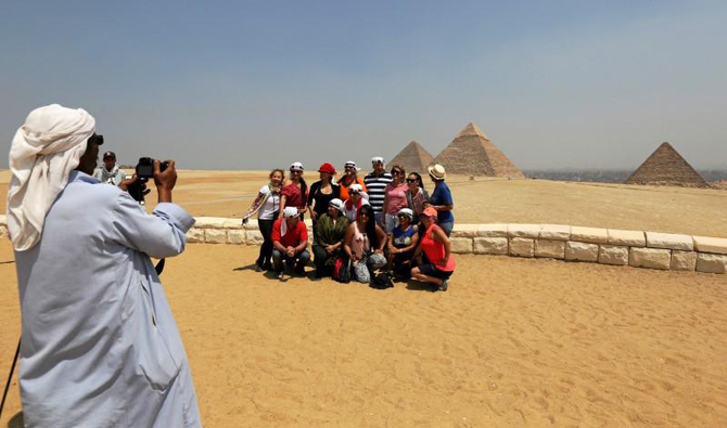 Le tourisme égyptien enregistre une baisse choc de 21.6% | Arabnews fr