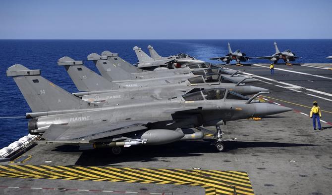 L'Egypte commande 30 avions de combat Rafale à la France | Arabnews fr