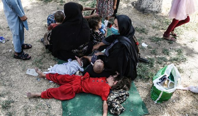 Selon le gouvernement afghan, 60 000 familles ont été déplacées par les combats ces deux derniers mois, et 17 000 ont été enregistrées à Kaboul.(AFP)